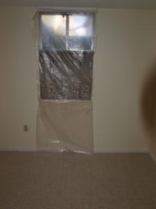 egress window preparation